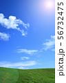 青空と草原/沖縄県 56732475