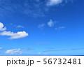 青空と雲/沖縄県 56732481