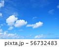 青空と雲/沖縄県 56732483