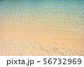 砂浜と海/沖縄県 56732969