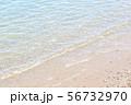 砂浜と海/沖縄県 56732970