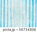 背景素材 布 木綿 藍染 56734806