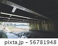 橋の下の景色 56781948