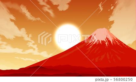 赤富士 56800250