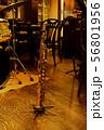 ライブハウスのソプラノサックス 56801956