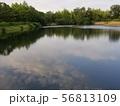 水面の空 56813109