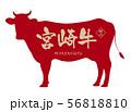 宮崎牛ラベル 56818810