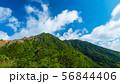 登山道から那須朝日岳を望む 56844406