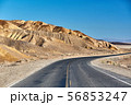 Highway in Death Valley National Park, California 56853247