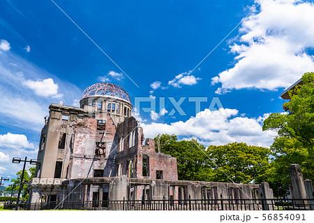 《広島県》原爆ドーム・平和記念公園 56854091