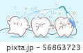 wash teeth concept 56863723