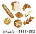 パン油彩セット 56864658