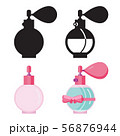Toilet Water in Perfume Bottle Flat Icons 56876944