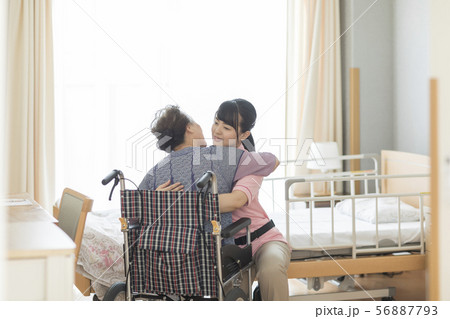 介護施設 56887793