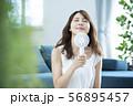 女性 扇風機 ハンディファン ハンディ扇風機 携帯扇風機 手持ち扇風機 ミニ扇風機 ポータブル扇風機 56895457
