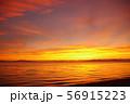 有明海の朝の風景38 56915223