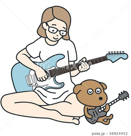 音楽を楽しむ日常生活 01 56924452