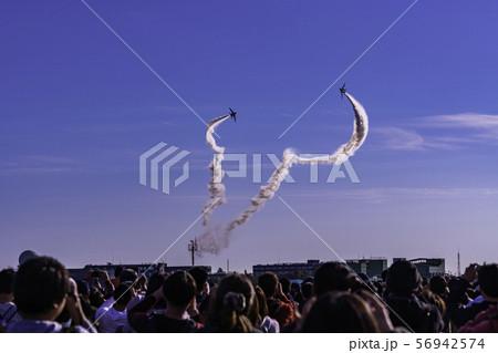 エア・フェスタ浜松 (ブルーインパルス・アクロバット飛行) 56942574