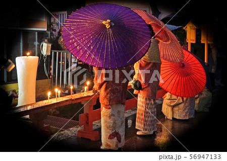 飛騨古川 雨の三寺まいり 56947133