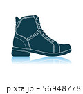 Woman Boot Icon 56948778
