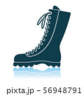 Hiking Boot Icon 56948791