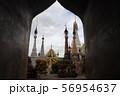 カックー遺跡の仏塔群 ミャンマー 56954637