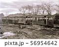 昭和47年 廃止後の九十九里鉄道 東金駅 千葉県 56954642