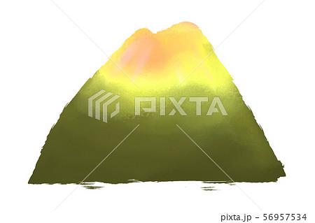 富士山 56957534