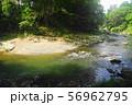 8月 嵐山町03嵐山渓谷と槻川 56962795