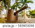 ケアンズ、海外沿いの大砲 56965698