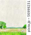 自然風景 丘 山 空 コラージュ 56999231