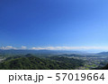 三豊平野を南南西方向に一望する 57019664
