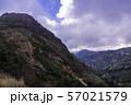 (群馬県)志賀草津道路・中央分水嶺から望む、志賀高原 57021579