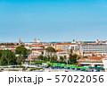 【イタリア】ヴェネチアの港 57022056