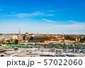 【イタリア】ヴェネチアの港 57022060