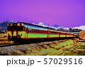 ローカル線を走るキハ58系急行列車イメージ 57029516