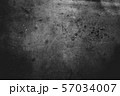 Old scratched surface in black and white colors 57034007