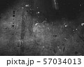 Photo of scratched surface in black and white colors 57034013