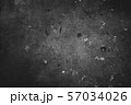 Photo of scratched texture in black and white colors 57034026