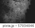 Photo of old scratched surface in black and white colors 57034046