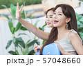 女子旅 サーフィン 57048660