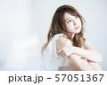 女性 美容 ヘアケアの写真 57051367
