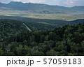 北海道・三国峠からの眺め 57059183