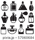 Perfume Toilet Water Bottles in Outline Design 57060684