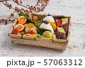 ピクニックのおべんとう Picnic lunch (outdoor bento) 57063312