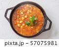 ひよこ豆のスープ  Moroccan chickpea beans soup 57075981