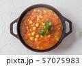 ひよこ豆のスープ  Moroccan chickpea beans soup 57075983