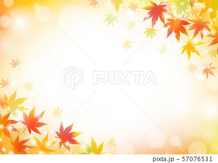 秋背景10のイラスト素材