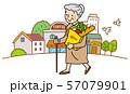 買い物 57079901