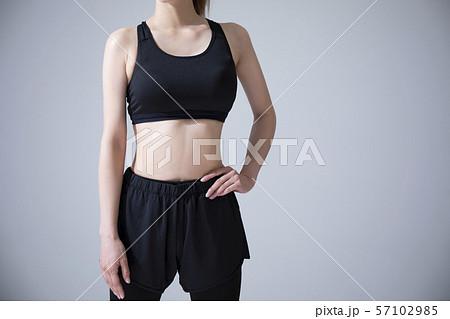 女性 運動 スポーツ スポーツウェア ヨガウェア 57102985